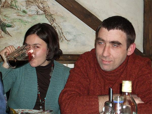 Лика Аверкиева, Анатолий Жуковин