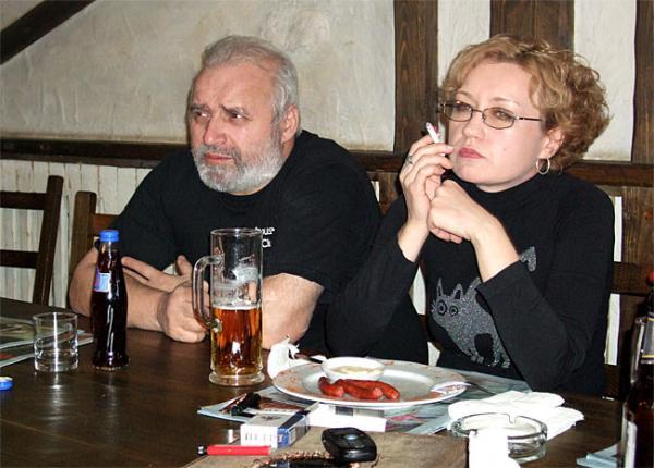 Юра Каверкин, Света Колпакова