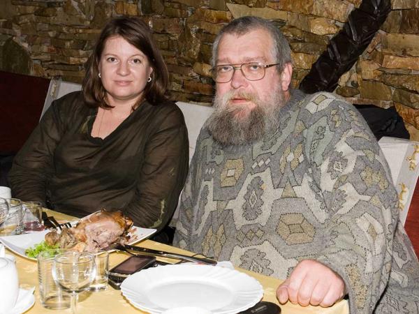 SchuKa и Слава Юдаков