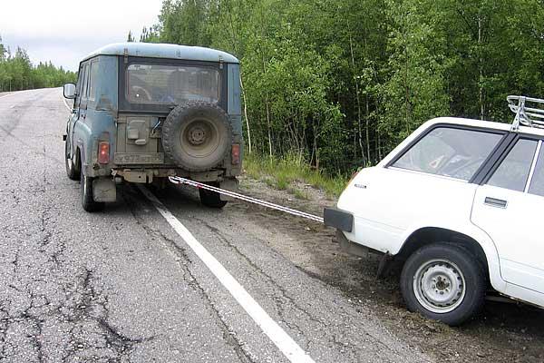 впрочем, колесо все же отвалилось. только не у нас.