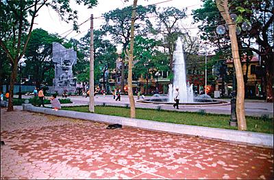 Парк Победы в Ханое