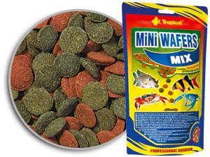 Tropical mini-wafers-mix