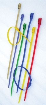 хомуты (стяжки) пластиковые