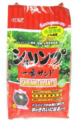 shrimp&plants