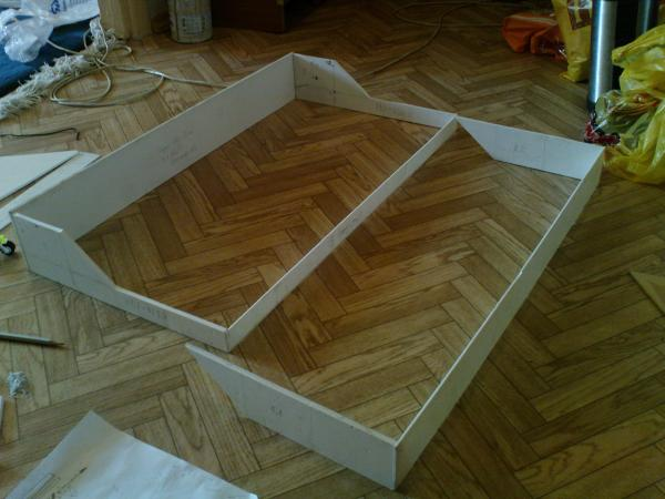 Стол для ручного фрезера чертежи